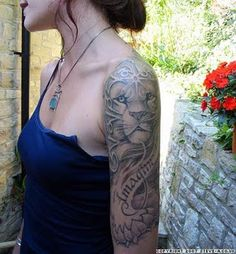 97 Wonderful Lion Sleeve Tattoo Designs for Men - Beauty Ideas Celtic Sleeve Tattoos, Shoulder Sleeve Tattoos, Lion Tattoo Sleeves, Half Sleeve Tattoos Designs, Lion Sleeve, Tribal Tattoos For Women, Best Tattoos For Women, Sleeve Tattoos For Women, Tattoo Designs For Women