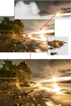 The Power of Post-processing for Landscape Photography. A Post By: Todd Sisson. http://digital-photography-school.com/power-post-processing-landscape-photography/