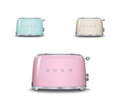 smeg toaster wasserkocher