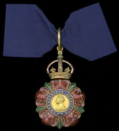 Order of the Indian Empire, C.I.E., Companion's 3rd type neck badge.