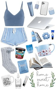 Cute Lazy Day Outfits, Swag Outfits For Girls, Chill Outfits, Teen Fashion Outfits, Cute Casual Outfits, Lazy Fashion, Cute Pajama Sets, Cute Pajamas, Cute Sleepwear