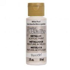 Pintura Americana Efecto Metalizado | Pincolor - Tienda online de bellas artes, manualidades y decoración.