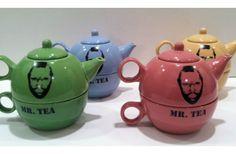 Mr. T teapot set - Squackdoodle | Cool Mom Picks