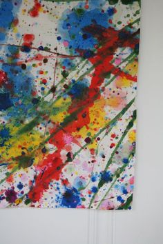 Learn about the art and life of Jackson Pollock in this lesson that has kids creating abstract expressionist art inspired by Pollock's work.