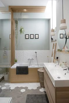 How to Finish Your Basement and Basement Remodeling – House Remodel HQ Spanish Style Bathrooms, Trendy Bathroom, Remodel, Bathroom Mirror, Brown Bathroom Decor, Modern Bathroom, Rustic Bathroom Sinks, Brown Bathroom, Bathrooms Remodel