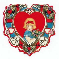 https://flic.kr/p/AfSFYy   Vintage Valentine - Whitney Made, Worcester, Mass., Made In USA