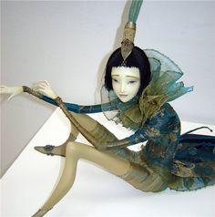 Лучшие авторские куклы - Долларт 2012