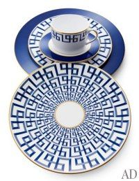 Architectural Digest editors Most-Wanted Home Furnishings and Accessories. Brian Gluckstein for Lenox