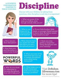 Powerful Conversation Starters for Your Family | Parenting | Teaching