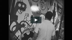 KEITH HARING on Super 8mm
