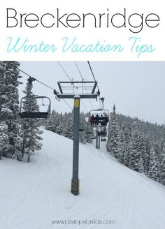 What you need to know about crowds, weather, ski conditions, rentals, and accommodations when traveling to Breck in the winter.
