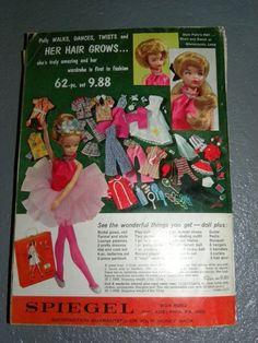 1969 Spiegel Christmas Catalog Dolls Toys Trucks Clothes Etc | eBay