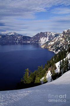 ✯ Crater Lake - Oregon