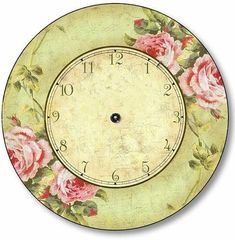 Printable Clock Face  | Clock Faces