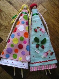 Art class inspiration Gustav Klimt Dresses for K-2?