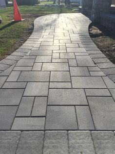 #onyxnatural - #smooth - #ledgestone - #pavers | Insist on an interlocking Cambridge Pavingstones system with the added value of ArmorTec for your patio, pool deck, walkway and driveway - a superior maintenance-free alternative to asphalt, poured and stamped concrete, asphalt and clay brick. With ArmorTec, they'll look like new forever. Hundreds of colors and patterns from six collections! - www.stonecreationsoflongisland.net