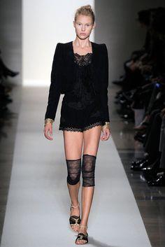 Vanessa Bruno Spring 2010 Ready-to-Wear Fashion Show - Siri Tollerød