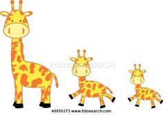 Giraffe Clipart EPS Images. 4640 giraffe clip art vector illustrations available to search from over 15 royalty free illustration publishers.