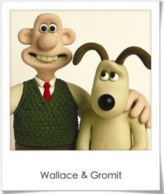 WALLACE & GROMiT + The Last Resort