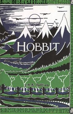 Hobbit- My Favourite book of all time, read many times and fond memories of my mum reading it to me as a kid.