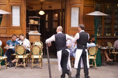 Waiter Uniform, Bastille, Terraces, Blog, Articles, Summer, Cafes, Decks, Summer Time