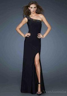 black prom dress black prom dress