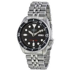 •$190 •42mm • Seiko Divers Automatic Men's Watch SKX007K2 - Diver - Seiko - Watches - Jomashop