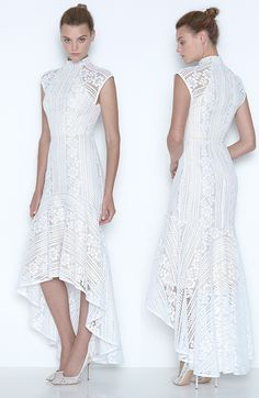 FASHION :: white lace dresses from Lover….will we ever tire of this loveliness??? — Glamour Drops
