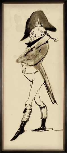 Caricature Panels 2 | Natural Curiosities