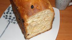 Vianočka s hrozienkami z domácej pekárne - MňamRecepty.eu Bread, Food, Brot, Essen, Baking, Meals, Breads, Buns, Yemek