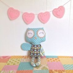 NEW Hootie Hoot's added to the shop! (Plaid & Hearts)