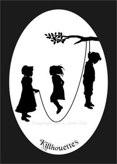 """Jumping Rope With Claudia"" (c)Copyright 2010, John Fair."