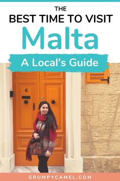 Want to find out when's the best time to visit Malta? In this guide I share the pros and cos of visiting Malta in every season. I also suggest the best things to do in Malta in summer spring winter and autumn plus a list of seasonal events. Malta Travel Guide, Italy Travel Tips, Europe Travel Guide, Europe Destinations, France Travel, Travel Guides, Travel Through Europe, Central And Eastern Europe, European Travel