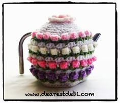 Belle's Blog & Boutique: 24 Free Tea Cozy Crochet and Knitting Patterns