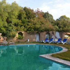 Swimming pool at Maravilla Verde B&B