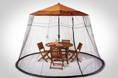 UMBRELLA MOSQUITO NET