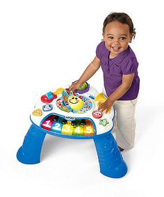 Baby Einstein Discovering Music Activity Table | active toys | Mothercare