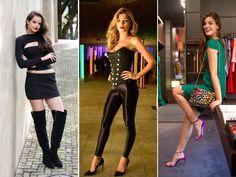 Carla Lemos será a blogueira de moda de 'Verdades Secretas'