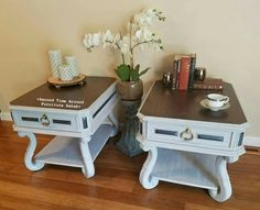 Thomasville side tables