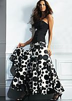 Yes I am buying this skirt!  Love love love the white and black!  :)