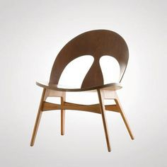 Borge Mogensen (1914-1972) Shell Chair  sturdy, low priced, Windsor and Swedish stick back inspired