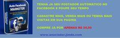 chega de perder tempo com seus anúcios tenha um postador automático, com suporte online (66) 9955-8062