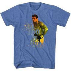 Muhammad Ali Heavyweight Champion 64 Adult T Shirt Boxing