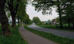 Gütersloh - Avenwedder Straße Aufgenommen am 23.04.2014