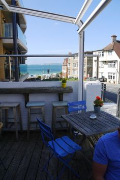 Reef Encounter, Boscombe :: The Southerner Lifestyle Blog, Places To Go, England, Swimming, Patio, Beach, Outdoor Decor, Swim, Yard