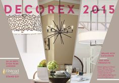 This month is the Decorex International​ 2015 exhibition and one of our partner brands has a stand there. Elstead Lighting​ have a great range of lighting that you can find on our site here: http://www.arrowelectricals.co.uk/elstead-lighting-m5 and will be exhibiting their brand new catalogue at the event!