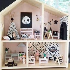 ideas baby room pastel ikea hacks for 2019 Ikea Dollhouse, Wooden Dollhouse, Dollhouse Furniture, Ikea Home, Lol Dolls, Diy For Kids, Baby Room, Playroom, Kids Room