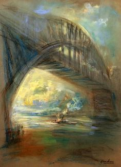 Hellgate Bridge - Glen Henshaw