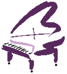 Piano. https://www.etsy.com/listing/198513899/counted-cross-stitch-pattern-pdf-chart?ref=shop_home_active_2