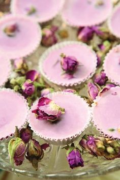 D-I-Y: Pretty pink tarts These gorgeous little bath melts are a great moisturising treat, leaving your skin silky-smooth and soft.